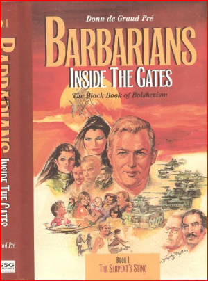 Barbarians inside the Gates Book One