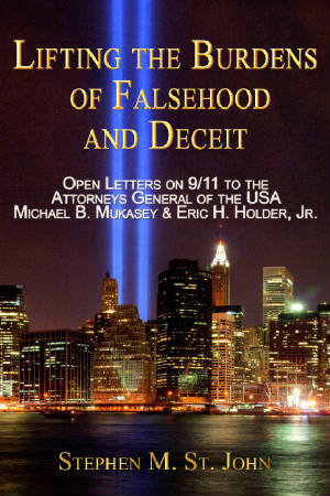 Cover for Lifting the Burdens of Falsehood and Deceit